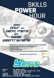 Yeti's Skills Power Hour op 28 januari