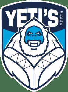 Nieuw logo Yeti's Breda en Familiedag