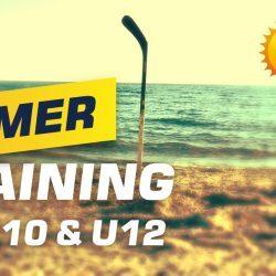 Zomertraining U8/U10 en U12