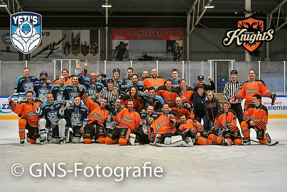 Recreanten vs. Nijmegen Knights