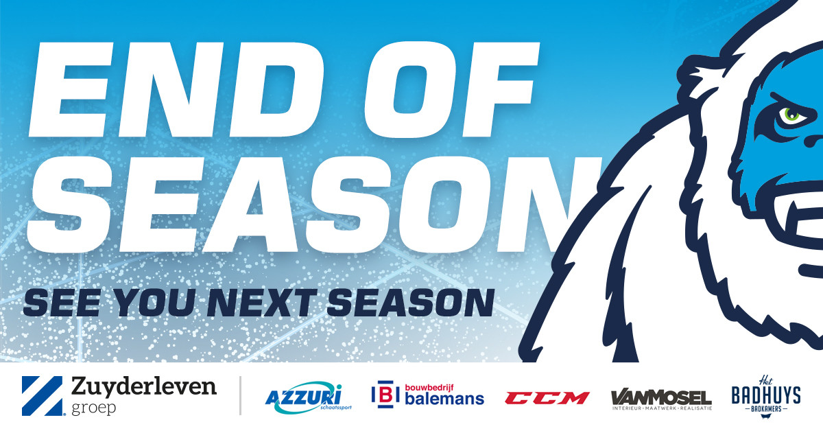 Corona zorgt voor einde van ijshockeyseizoen in Breda