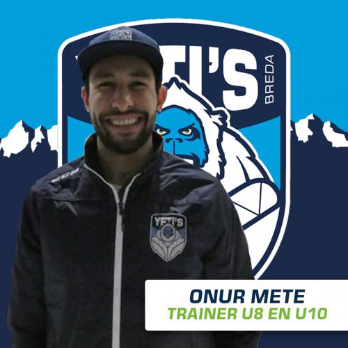 Yeti's Trainer Onur Mete